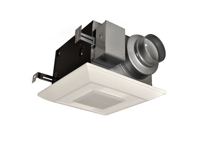 Panasonic FVVQL WhisperLite CFM Ceiling Mounted FanLight - Panasonic whisperlite bathroom fan
