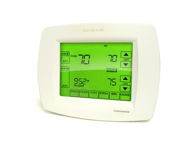 honeywell tb8220 commercial visionpro 8000 touchscreen programmable rh newegg com Honeywell Commercial Thermostat Programming Honeywell 8000 Thermostat Manual PDF