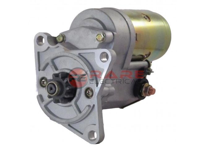 gear reduction starter fits ford backhoe 420 455 455c 455d 555 555a 555b 3  cyl diesel
