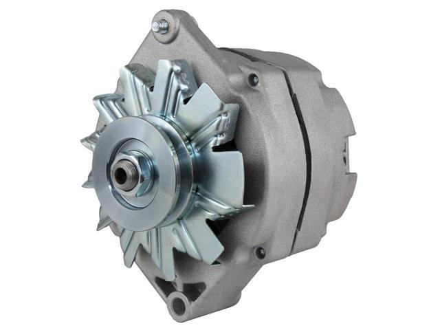 DELCO TYPE SINGLE 1 ONE WIRE SELF ENERGIZING SE ALTERNATOR FITS 12 ...