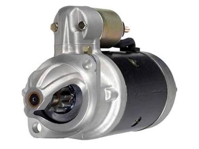 Starter motor fits ford tractor