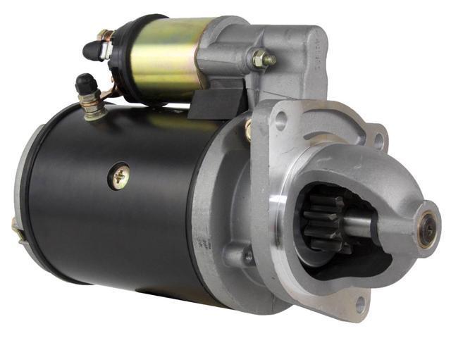 starter motor fits ford tractor 3000 3230 3430 3610 3910 26211s rh newegg com Ford F-250 Wiring Diagram Ford F-150 Wiring Diagram