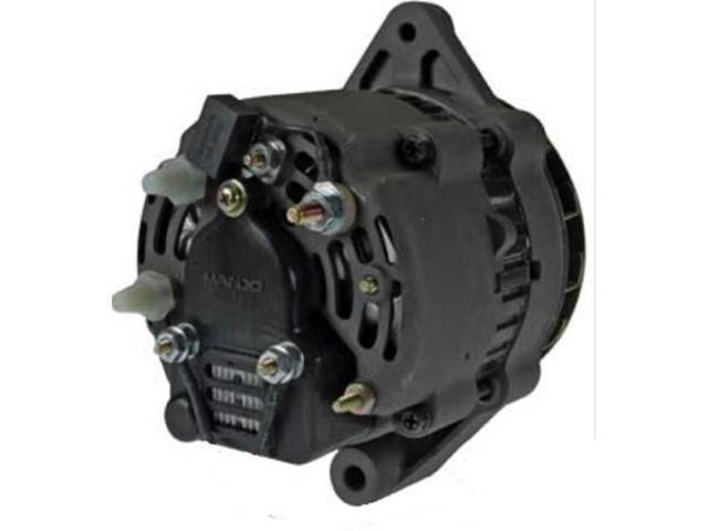 24V 55 AMP ALTERNATOR FITS JOHN DEERE ENGINE 6359T 6466A 6466D 6466T AT115049