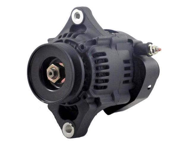 mini denso type self exciting 60 amp alternator fits low mount 93mm rh newegg com Chevy Alternator Wiring Diagram Single Wire GM Alternator Wiring Diagram