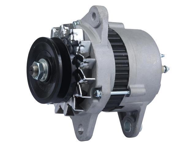 24V 25 AMP ALTERNATOR FITS KOMATSU CRAWLER D40 D41 D45 4D105-5 ENGINE  0330003071 - Newegg com