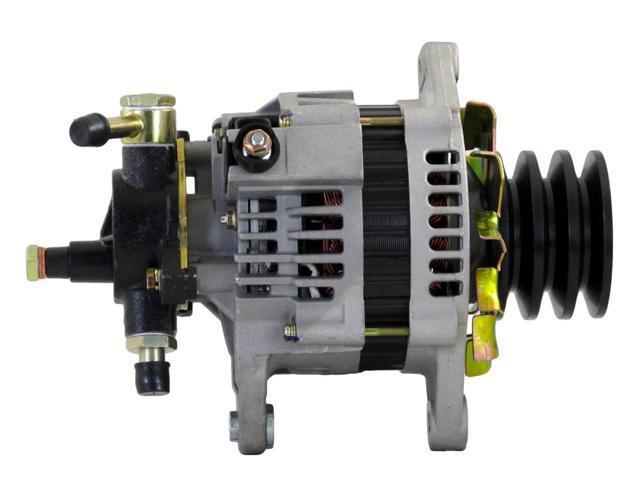 ALTERNATOR FITS GMC W3500 W4500 W5500 FORWARD 4 CYL 4 8L 4HE1 97189649  LR180-510 - Newegg com