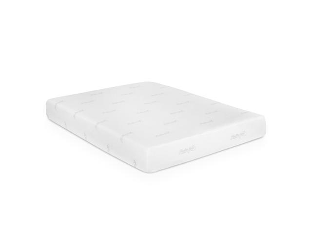 Furinno FUR1526259 Healthy Sleep 10-INCH Visco Elastic Luxury Gel Memory Foam Ma