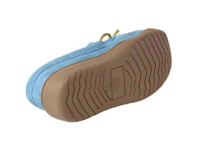 e9bccbff1 Alpine Swiss Sabine Womens Suede Shearling Moccasin Slippers House Shoes  Slip On - Newegg.com