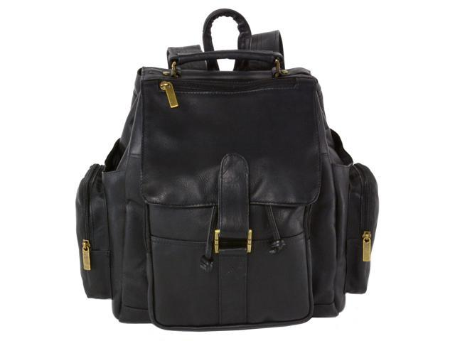 Hammer Anvil Carepa Colombian Leather Backpack Large Rucksack Everyday or Travel