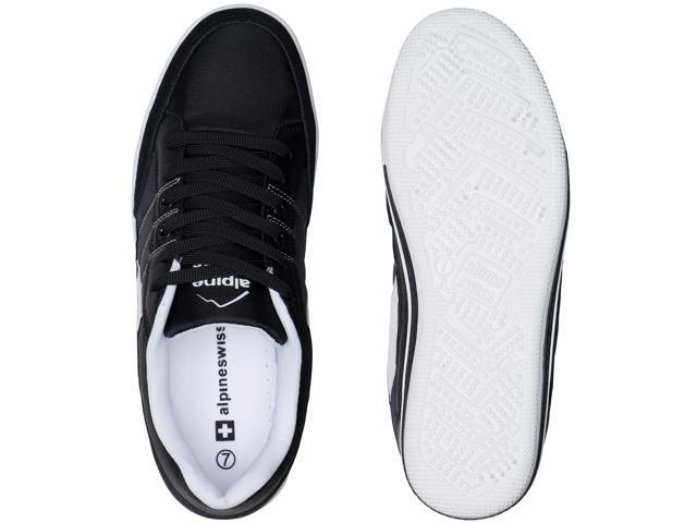 more photos ef910 c9e98 AlpineSwiss Stefan Men s Retro Fashion Sneakers Tennis Shoes Casual  Athletic Shoes - Newegg.com
