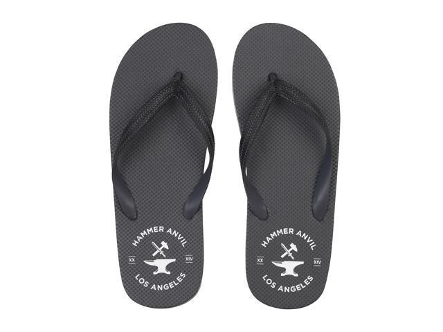 1acbf467ce21 Hammer Anvil Mens Flip Flops Casual Thong Summer Sandals Comfortable Beach  Shoes - Newegg.com