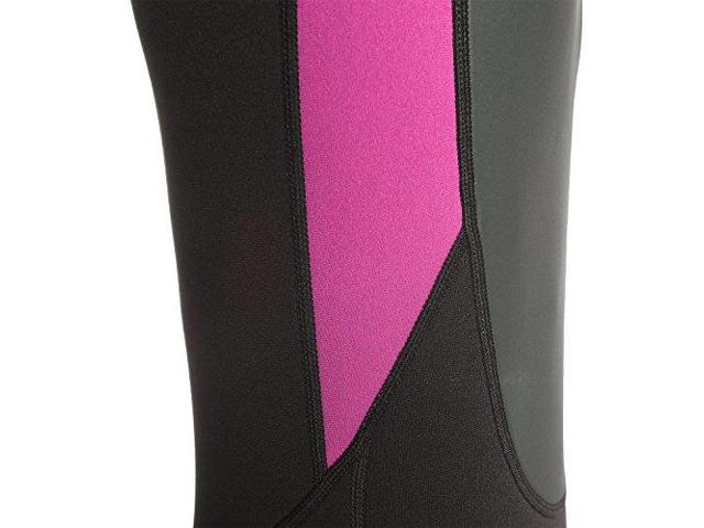 Ivation 3mm Short Wetsuit for Kids Crafted of Premium Neoprene