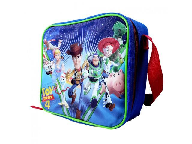 25c3b32492ad Disney Pixar Toy Story 4 Buddies Kids Insulated Lunch Bag with Shoulder  Strap - Newegg.com