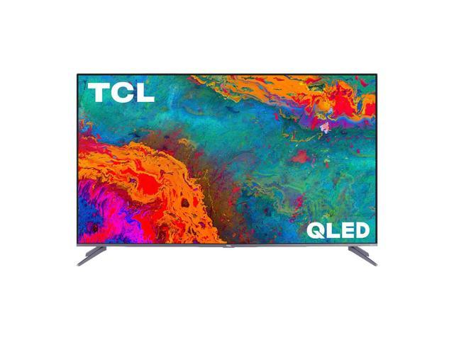 TCL 55S535 55 inch 5 Series 4K Roku Smart QLED TV