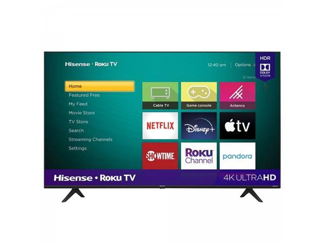 Hisense 50 inch R6 Series Roku UltraHD 4k TV