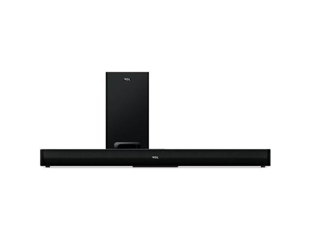 TCL TS5010 Alto 5+, 2 1 Channel Home Theater Soundbar with Wireless  Subwoofer - Newegg com