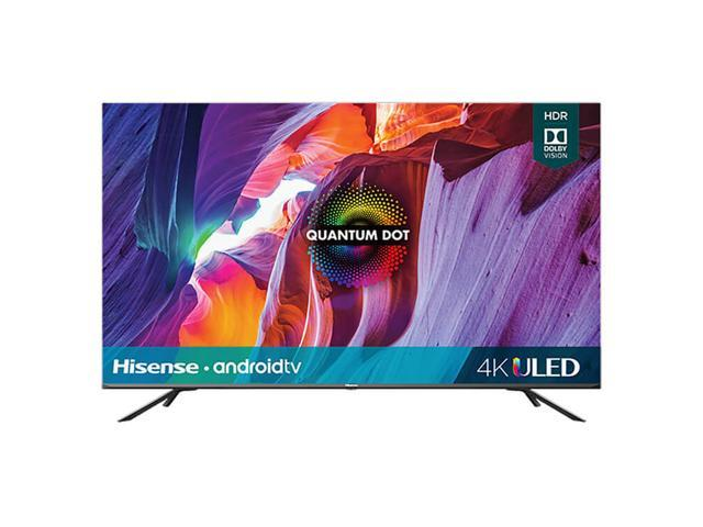 "Hisense 50HG8 50"" H8G Series Quantum 4K UHD ULED Smart Android TV (2020)"