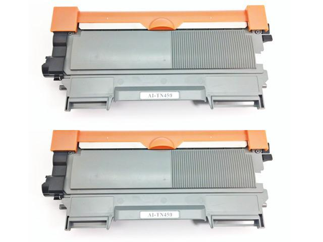 8 Pack Compatible Toner Cartridge for the Brother TN450 TN-450 HL-2130 MFC-7460