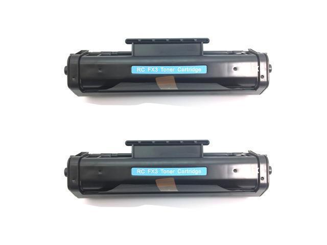 3 PK FX3 Toner Cartridge for Canon FX-3 Faxphone L75 L80 1100 FAX L200 CFX-L4000