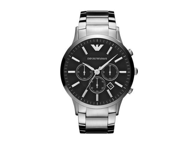 free shipping 34fbe 26900 Emporio Armani Sportivo Chronograph Mens Watch AR2460 - Newegg.com
