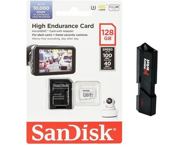 SanDisk Ultra 256GB MicroSD XC Class 10 UHS-1 Mobile Memory Card for Samsung Galaxy TAB S5e S6 A 8.0 10.1 A10e View2 with USB 3.0 MemoryMarket Dual Slot MicroSD /& SD Memory Card Reader