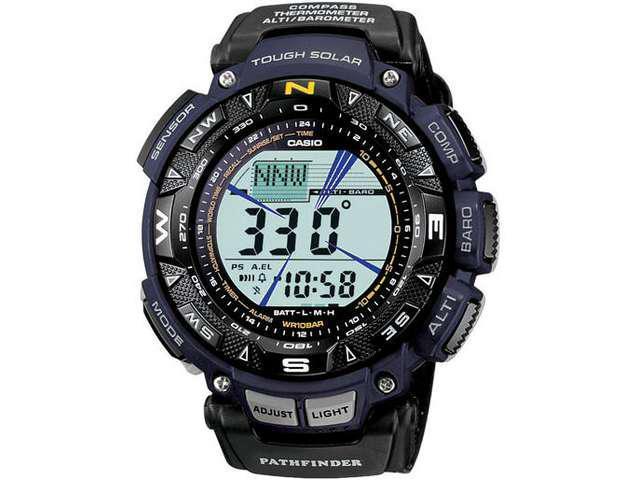 2 Reloj Pag240b Pathfinder Casio Sensor Triple Ok0wPn