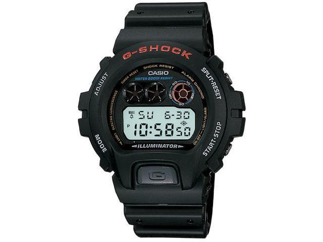 6f0d3a28d Casio G-Shock Countdown Alarm Watch DW6900-1V - Newegg.com