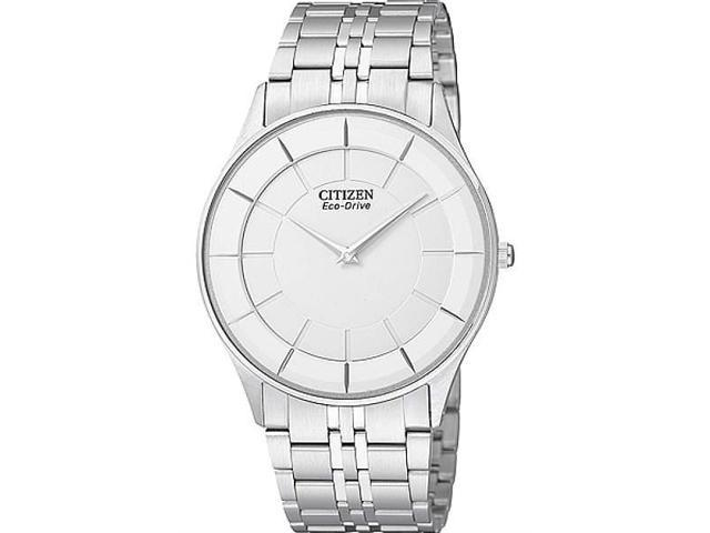 5512251fc72 Men s Citizen Stiletto Eco Drive Watch AR3010-65A - Newegg.com