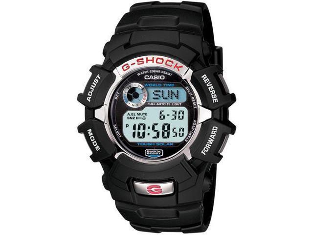 649783a4d323 Men s Casio G-Shock Solar Watch G2310R-1 - Newegg.com