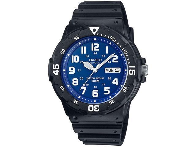 Men's Casio Black Diver's Style Sports Watch MRW200H-2B2