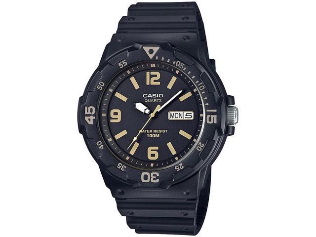 Men's Casio Black Diver's Style Sports Watch MRW200H-1B3