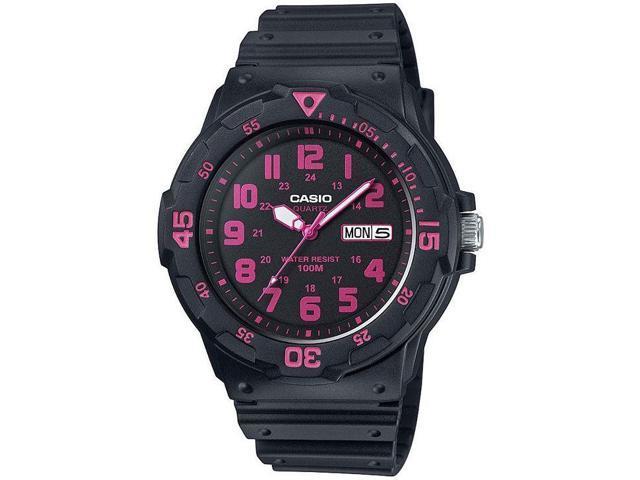 Men's Casio Black Diver's Style Sports Watch MRW200H-4CV