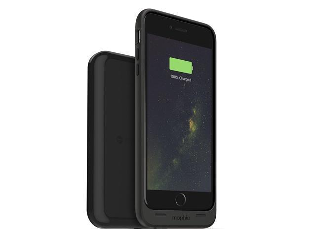 online store a5a0e db798 mophie Black 1560 mAh Juice Pack Wireless - Power Bank Battery Case for  iPhone 6/6S 3399 JPRW-IP6-BLK - Newegg.com