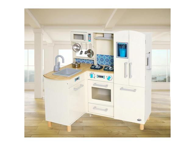 Jupiter Wooden Kitchen Play Center - Cook, Play, and Have Fun