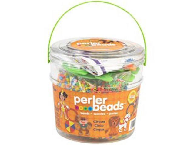 Perler Beads Circus Activity Bucket - Newegg com