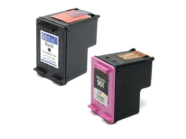 INKUTEN HP OFFICEJET 4500 WIRELESS INK CARTRIDGE SET COMPATIBLE - Newegg com