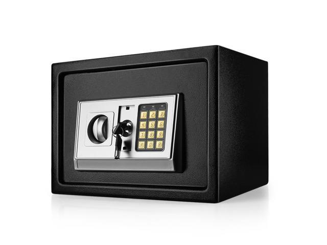 Digital Electronic Safe Box Keypad Lock Security Gun Jewelry Home Office