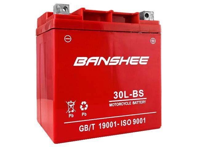 New YTX30L-BS Battery for BRP (SEA-DOO) 1500 GTX 4-Tec 2006 - Newegg com