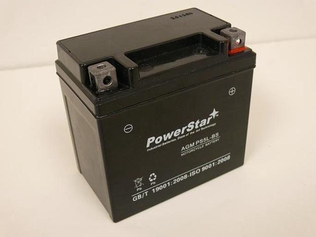 ATV Battery for SUZUKI LT80 QuadSport 80 80CC 87-'06 - Newegg com