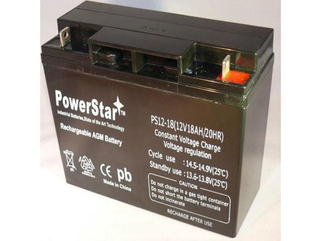 Jump N Carry Jnc660 >> 12v 18ah Replacement Battery For Jump N Carry Jnc660 Jncair Jnc 660 Jnc4000