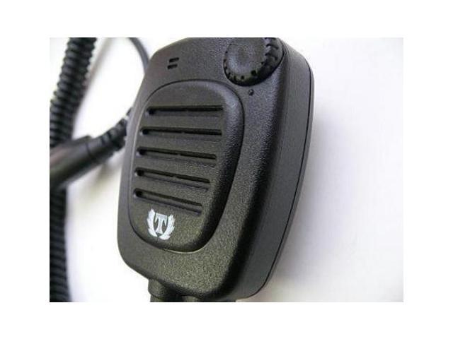 Waterproof Speaker Mic For Motorola Apx4000 Apx6000