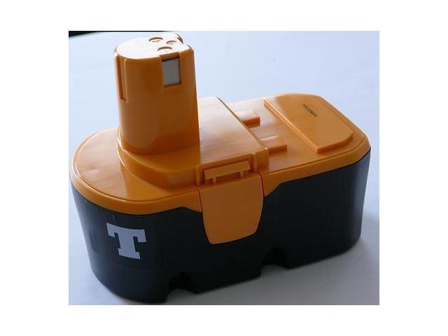 Replacement battery for Ryobi 130224054 One Plus 18V Ni-Cd Battery -  Newegg com