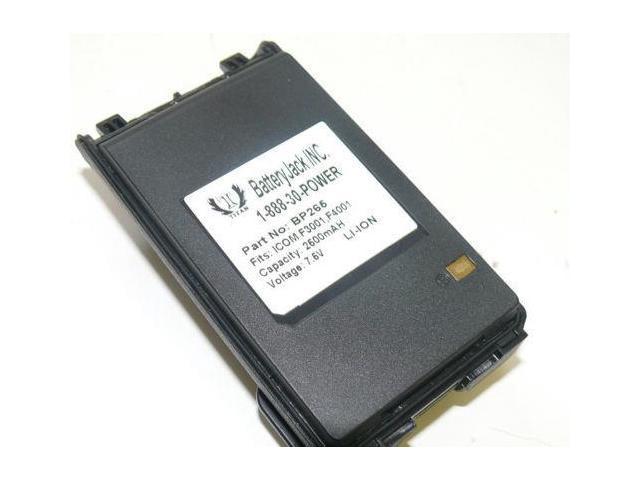 2200mAh BP-265 Battery for ICOM IC-V80 IC-V80E Sport VHF FM Transceiver -  Newegg com