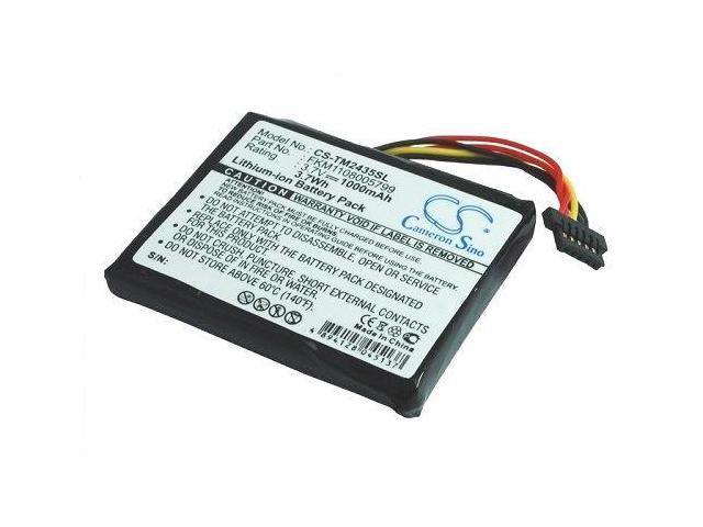 FKM1108005799 Battery For TOMTOM Go 2435 2435TM 2535 2535M