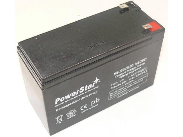 AJC JC1260 Replacement Battery Rechargeable, high Rate