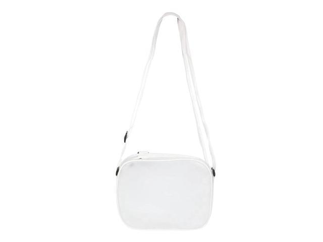 220b258395e5 JAVOedge Clear Crossbody Shoulder Vinyl Transparent Purse Bag With  Adjustable Strap Perfect for Work, School, Concerts - Newegg.com