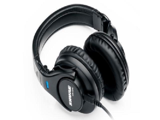780ce8a4e1f Shure SRH 440 Pro Studio Headphones (Black) - Newegg.com