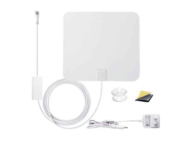 Antop Paper-Thin AT-100 Indoor HDTV Antenna (Reversible Black/White) -  Newegg ca