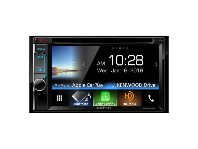 Kenwood Ddx6903s 6 2 Excelon Double Din With Apple Carplay