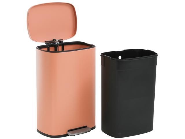 Kitchen Trash Can With Lid For Office